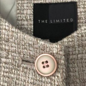 The Limited Jackets & Coats - Limited cropped sleeve blazer